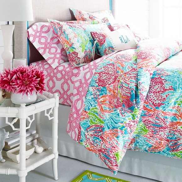 Lilly Pulitzer Bedding Lily Pulitzer For Garnet Hill
